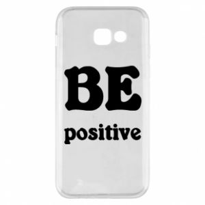 Phone case for Samsung A5 2017 BE positive