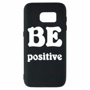 Etui na Samsung S7 BE positive