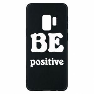 Etui na Samsung S9 BE positive