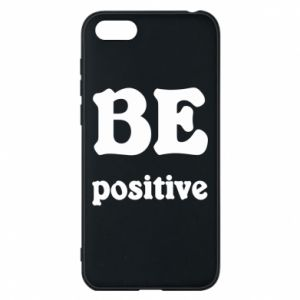 Phone case for Huawei Y5 2018 BE positive