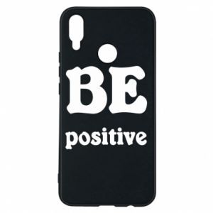 Phone case for Huawei P Smart Plus BE positive