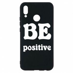 Etui na Huawei P20 Lite BE positive