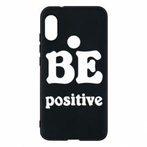 Etui na Mi A2 Lite BE positive