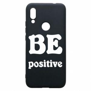 Phone case for Xiaomi Redmi 7 BE positive