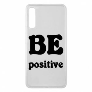 Phone case for Samsung A7 2018 BE positive