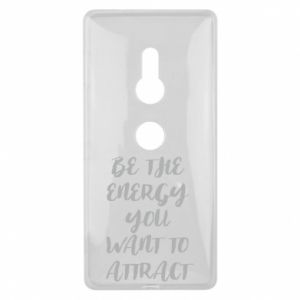 Etui na Sony Xperia XZ2 Be the energy you want to attract