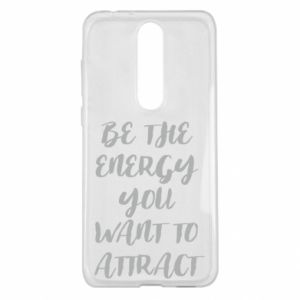 Etui na Nokia 5.1 Plus Be the energy you want to attract