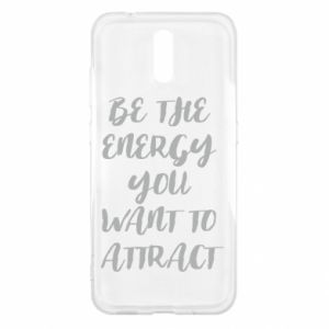 Etui na Nokia 2.3 Be the energy you want to attract