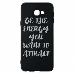 Etui na Samsung J4 Plus 2018 Be the energy you want to attract