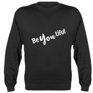 Bluza (raglan) Be you tiful