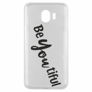 Etui na Samsung J4 Be you tiful