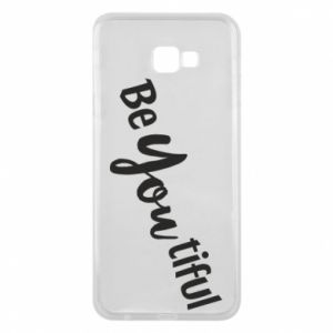 Etui na Samsung J4 Plus 2018 Be you tiful