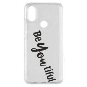 Etui na Xiaomi Mi A2 Be you tiful