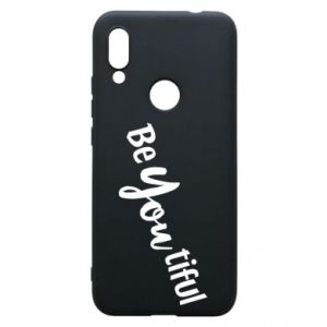 Etui na Xiaomi Redmi 7 Be you tiful