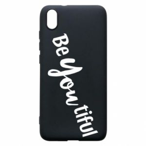 Etui na Xiaomi Redmi 7A Be you tiful
