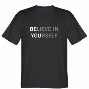 Koszulka BE YOU - PrintSalon