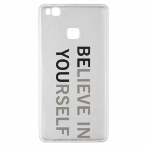 Huawei P9 Lite Case BE YOU
