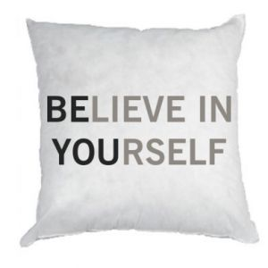 Pillow BE YOU