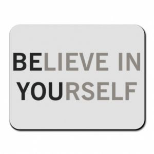 Mouse pad BE YOU