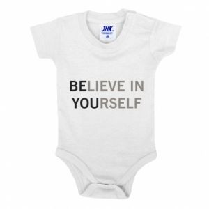 Baby bodysuit BE YOU