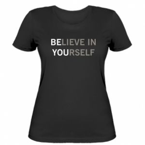 Women's t-shirt BE YOU