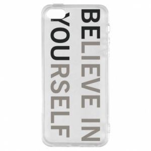 iPhone 5/5S/SE Case BE YOU