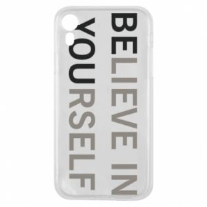 iPhone XR Case BE YOU
