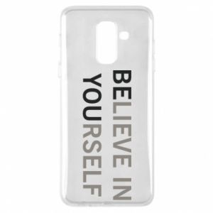Etui na Samsung A6+ 2018 BE YOU