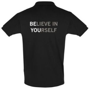 Men's Polo shirt BE YOU