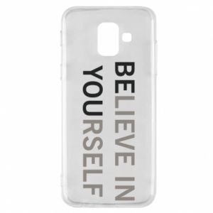 Samsung A6 2018 Case BE YOU