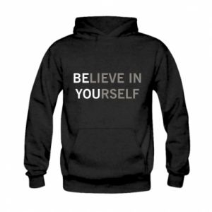 Kid's hoodie BE YOU