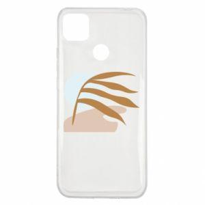 Etui na Xiaomi Redmi 9c Beach illustration