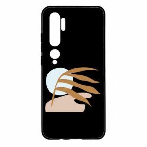 Etui na Xiaomi Mi Note 10 Beach illustration