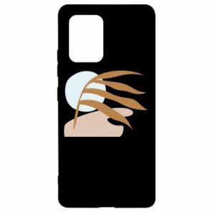 Etui na Samsung S10 Lite Beach illustration