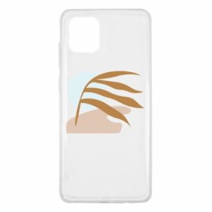 Etui na Samsung Note 10 Lite Beach illustration