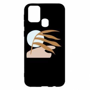 Etui na Samsung M31 Beach illustration