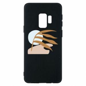 Etui na Samsung S9 Beach illustration