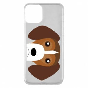 Phone case for iPhone 11 Beagle breed - PrintSalon
