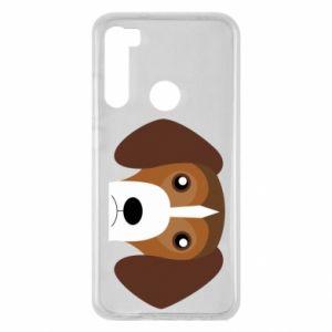 Etui na Xiaomi Redmi Note 8 Beagle breed