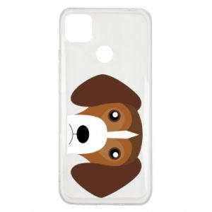 Etui na Xiaomi Redmi 9c Beagle breed