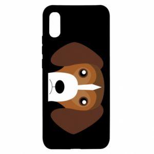Etui na Xiaomi Redmi 9a Beagle breed