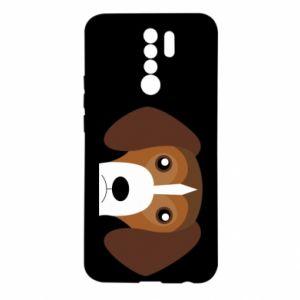 Xiaomi Redmi 9 Case Beagle breed