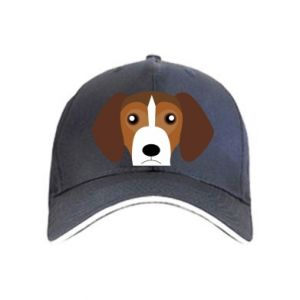 Cap Beagle breed - PrintSalon
