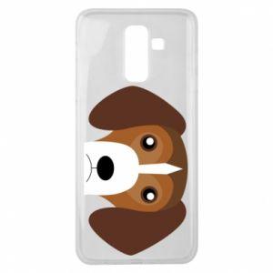 Etui na Samsung J8 2018 Beagle breed