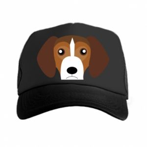 Trucker hat Beagle breed - PrintSalon