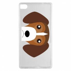 Etui na Huawei P8 Beagle breed