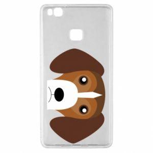 Etui na Huawei P9 Lite Beagle breed