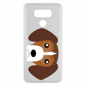 Etui na LG G6 Beagle breed