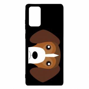 Etui na Samsung Note 20 Beagle breed
