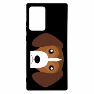 Etui na Samsung Note 20 Ultra Beagle breed